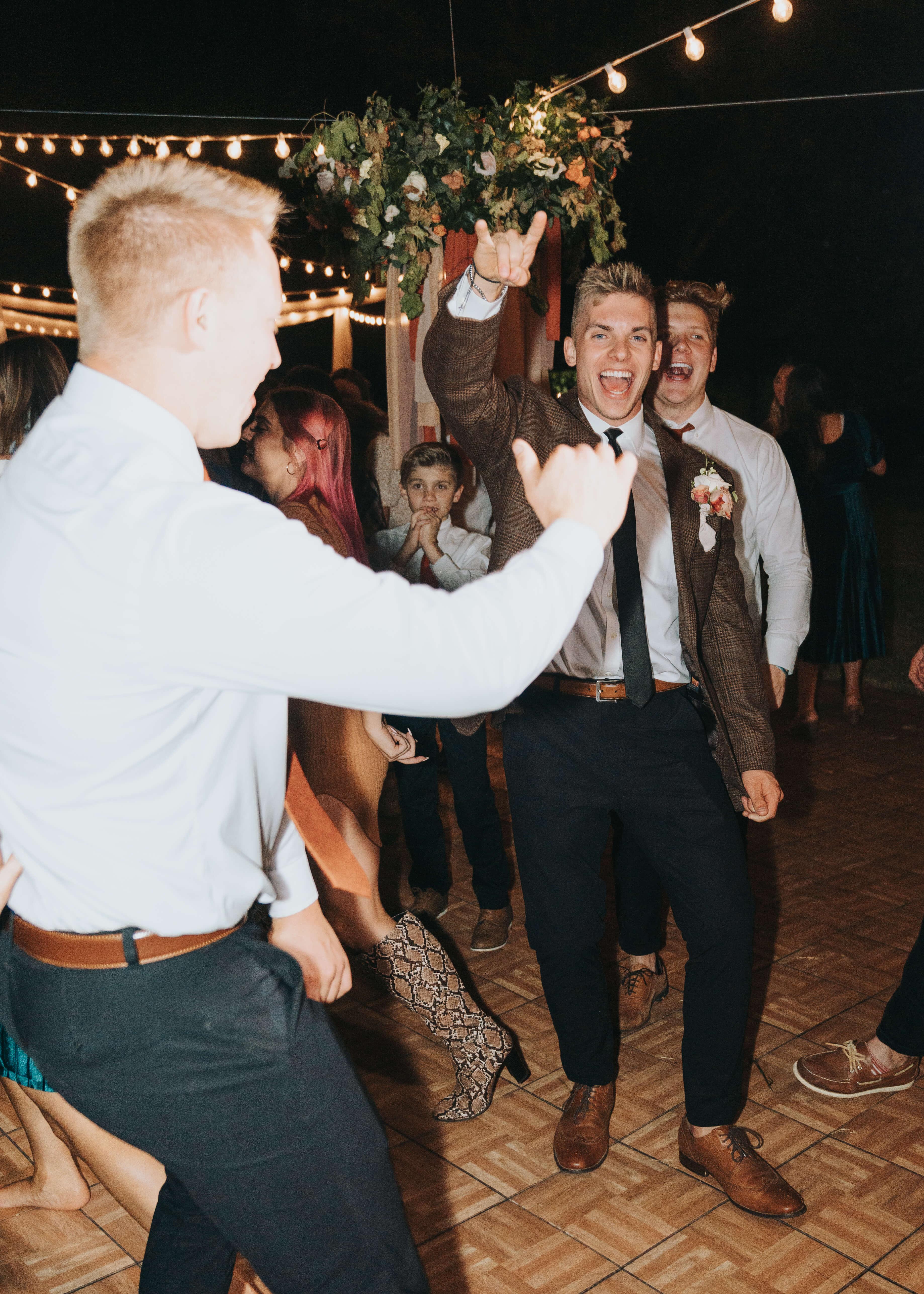 crazy dance photo